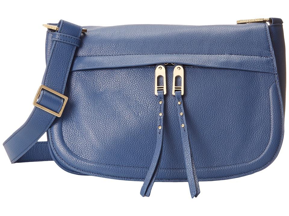 Ivanka Trump - Charlotte Messenger (French Blue) Messenger Bags