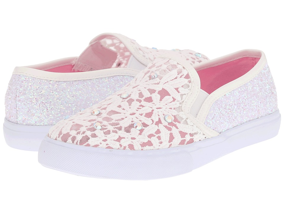Nina Kids - Emalyn (Little Kid/Big Kid) (White) Girl