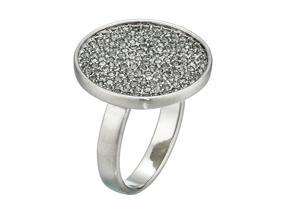 Karen Kane - Starry Disc Ring (Silver) Ring