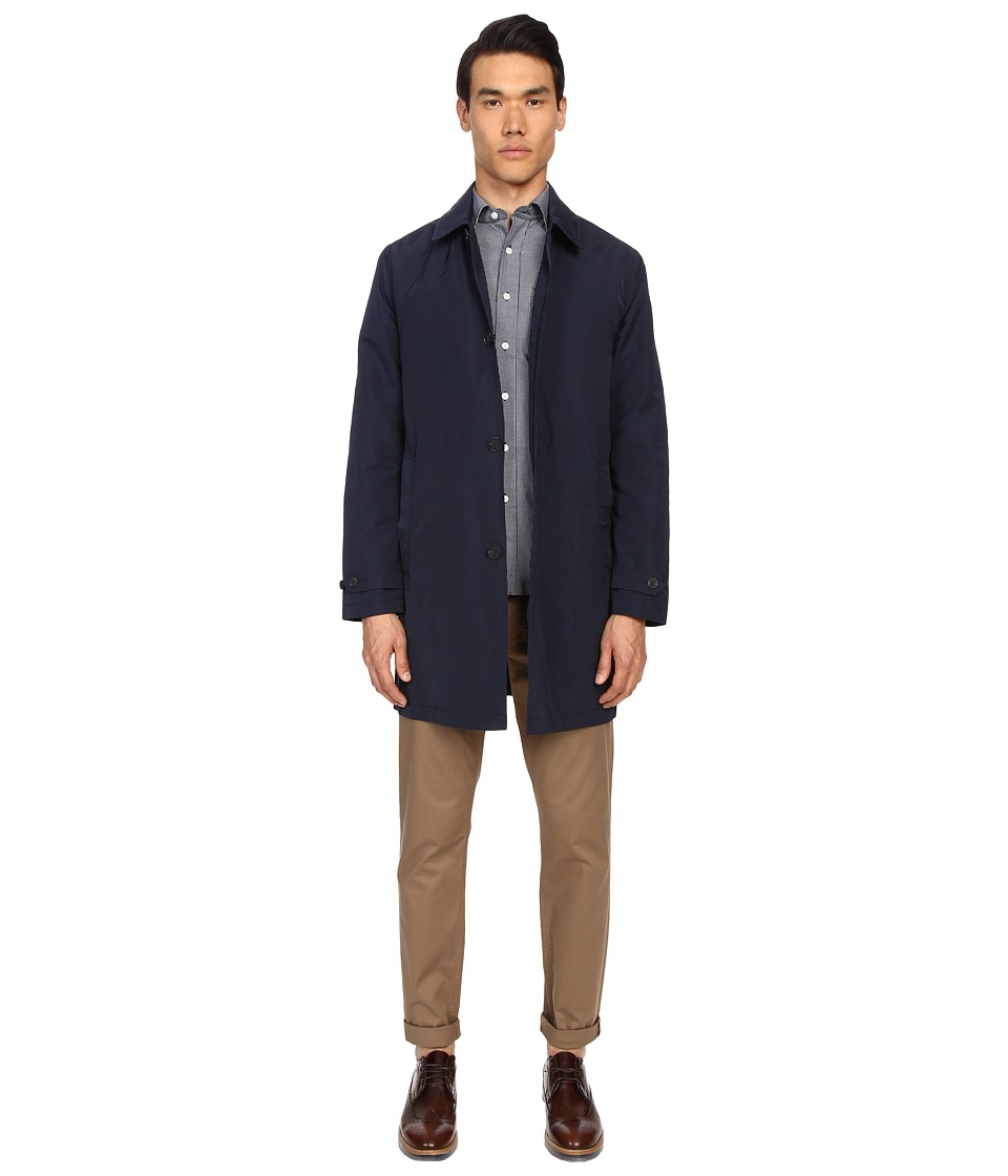 Jack Spade - Packable Trench (Jack Navy) Men's Coat