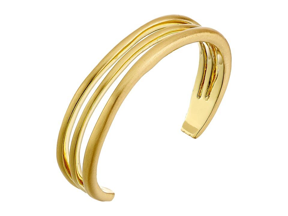 Karen Kane - New Moon Cuff Bracelet (Gold) Bracelet