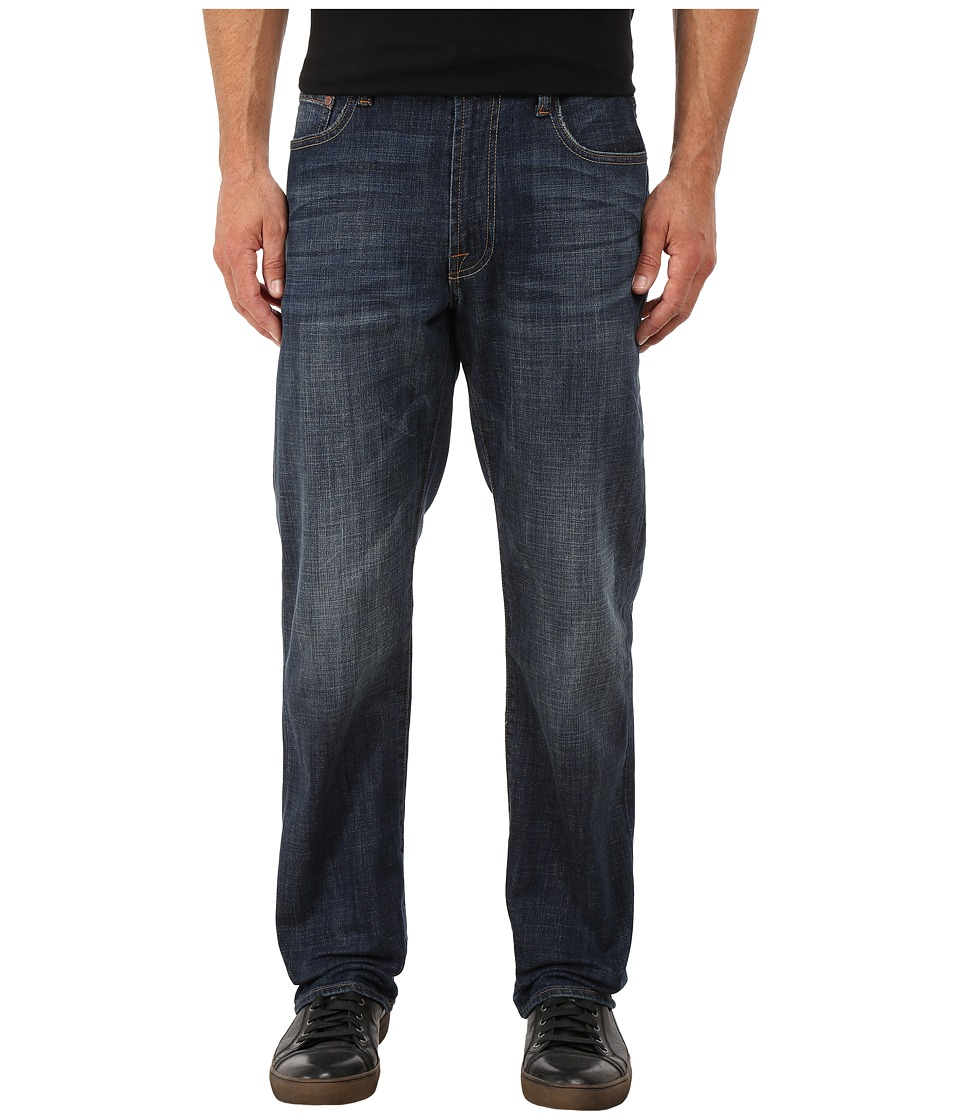 Lucky Brand - 181 Relaxed Straight in Ansonborough (Ansonborough) Men's Jeans