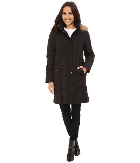 Tommy Hilfiger - TW5MP065 (Black) Women's Coat