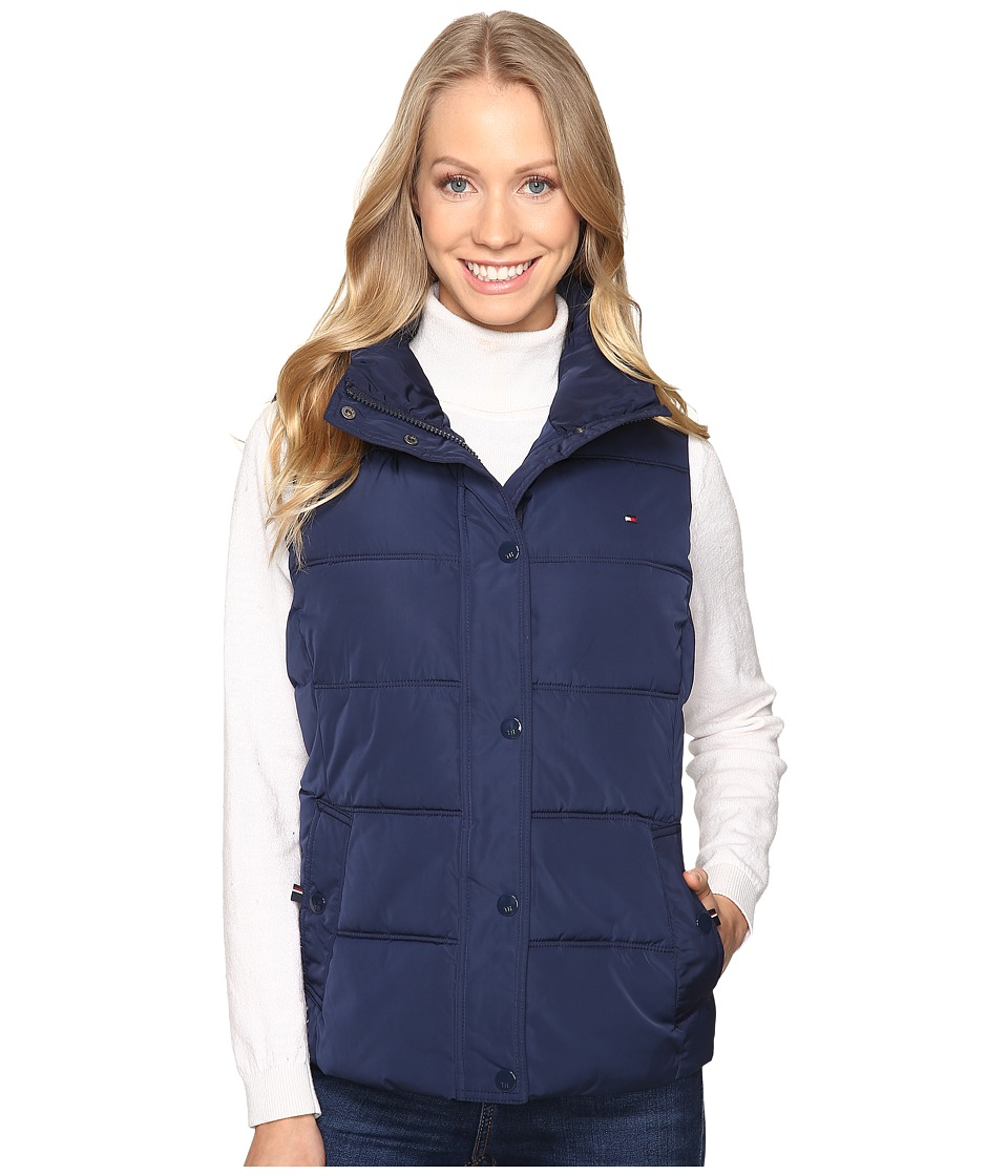 Tommy Hilfiger - TW5MD030 (Navy) Women's Coat