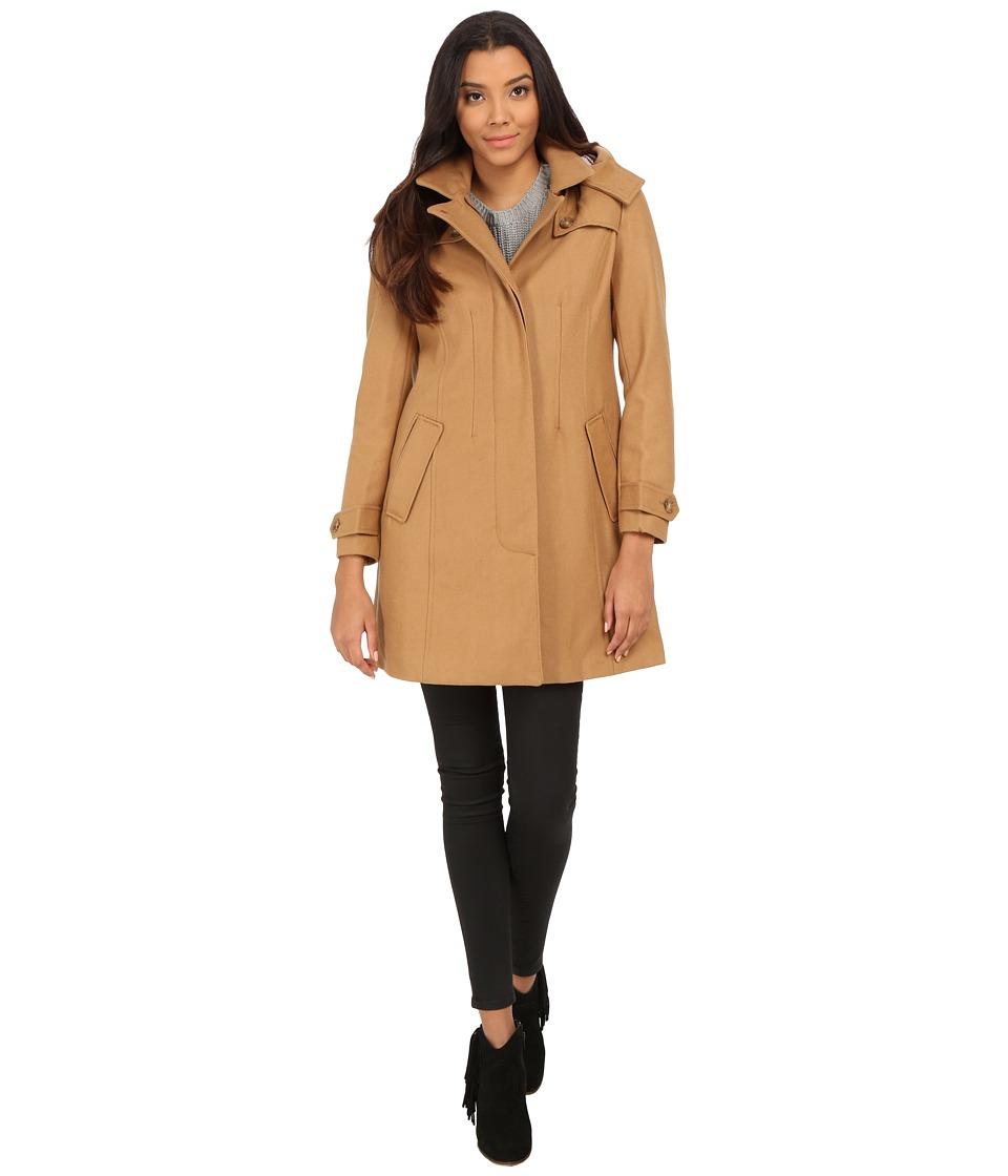 Tommy Hilfiger - TW5MW274 (Camel) Women's Coat