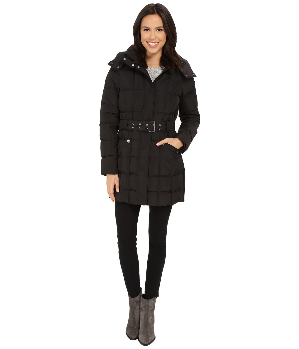 Tommy Hilfiger - TW5MP062 (Black) Women's Coat