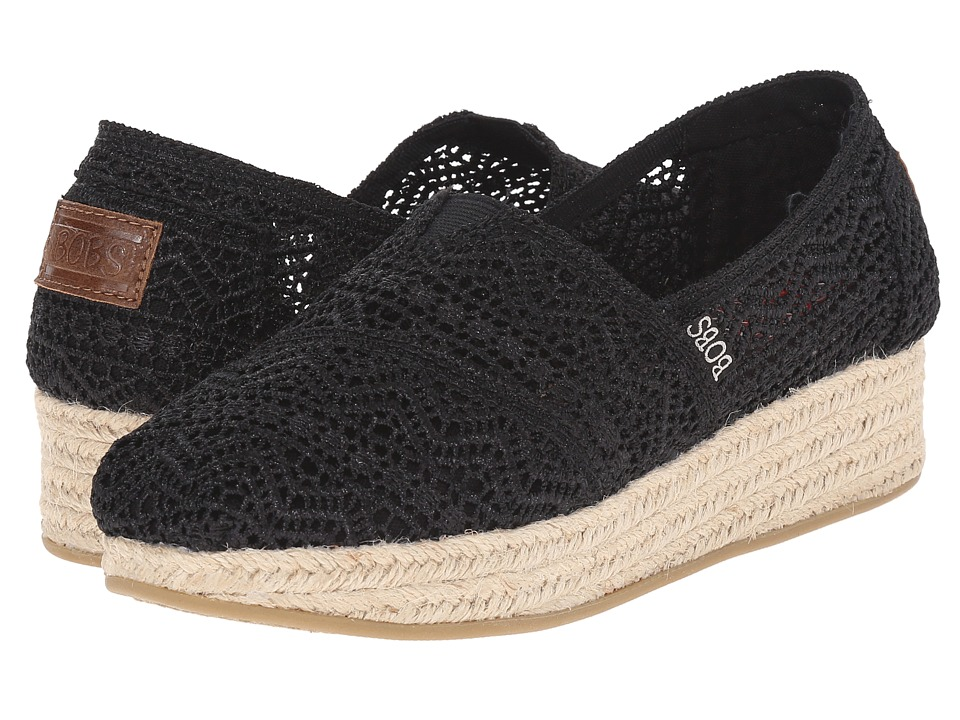 BOBS from SKECHERS Highlights Amaze (Black) Women