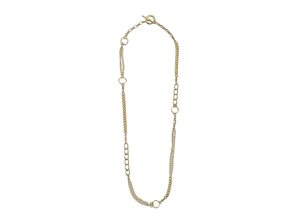 Karen Kane - Wynwood Chain Necklace (Gold) Necklace