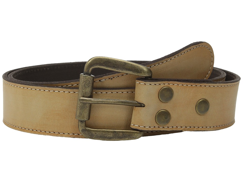 Bed Stu - Meander (Natural Driftwood) Men's Belts