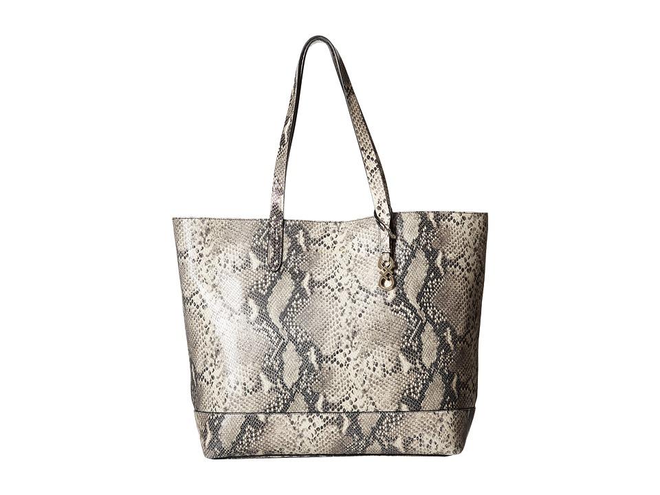 Cole Haan - Palermo Tote (Black/Ivory) Tote Handbags