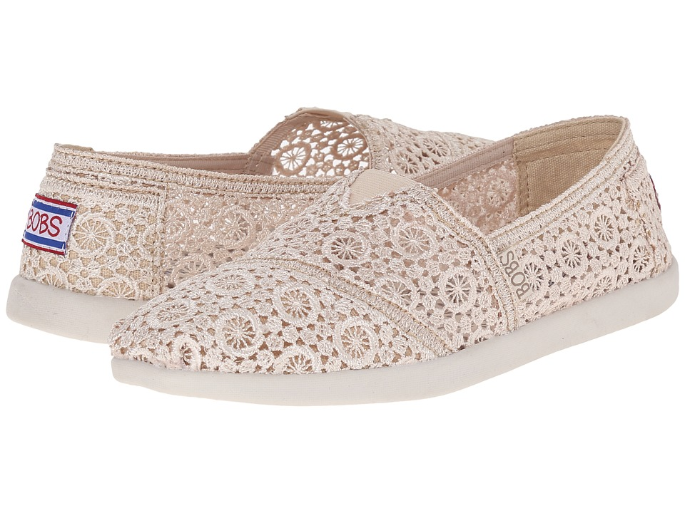 BOBS from SKECHERS Bobs World Cartwheels (Natural) Women