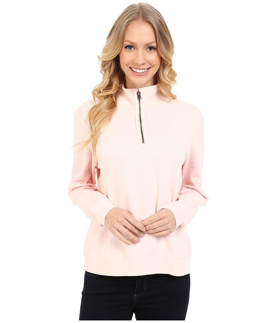 Mod-o-doc - 1/2 Zip Funnel (Ballerina) Women's Sweatshirt