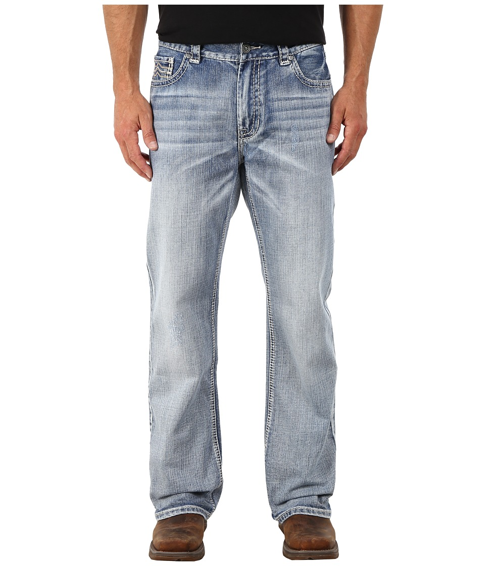 Rock and Roll Cowboy - Double Barrel Relax in Medium Vintage M0D4923 (Medium Vintage) Men's Jeans