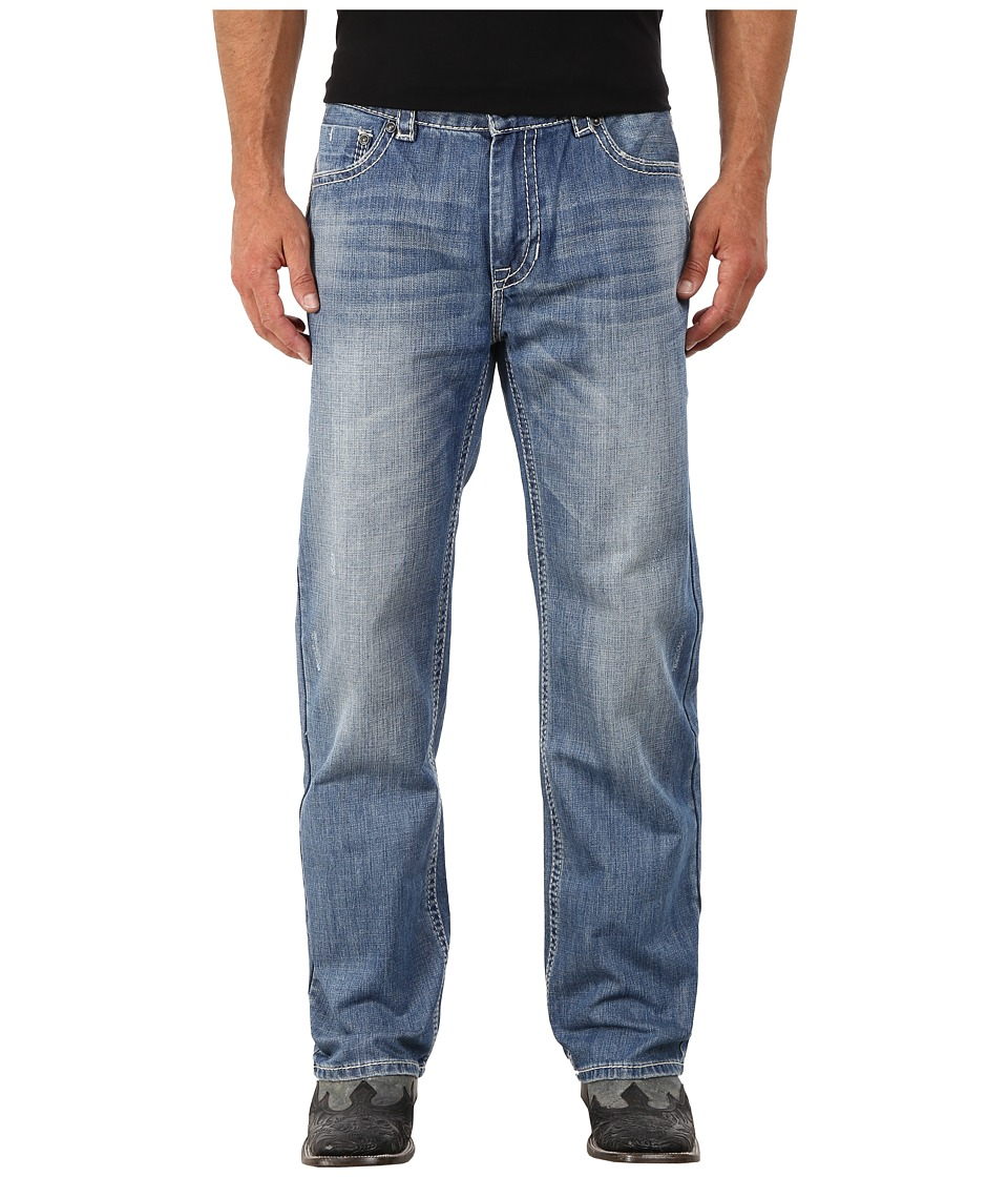 Rock and Roll Cowboy - Double Barrel Relax in Medium Vintage M0S4931 (Medium Vintage) Men's Jeans