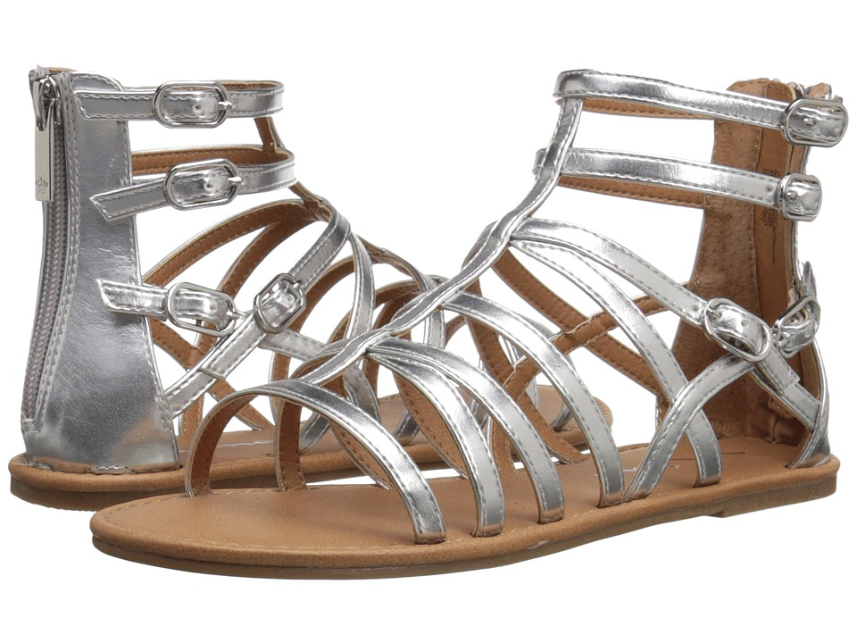 Nina Kids - Pandora (Little Kid/Big Kid) (Silver) Girl's Shoes