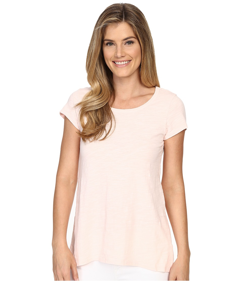 Mod-o-doc - Slub Jersey Back Rib Vented Tee (Ballerina) Women's T Shirt