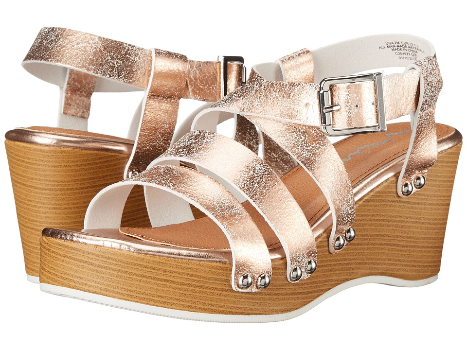 Nina Kids - Samuela (Little Kid/Big Kid) (Rose Gold) Girl