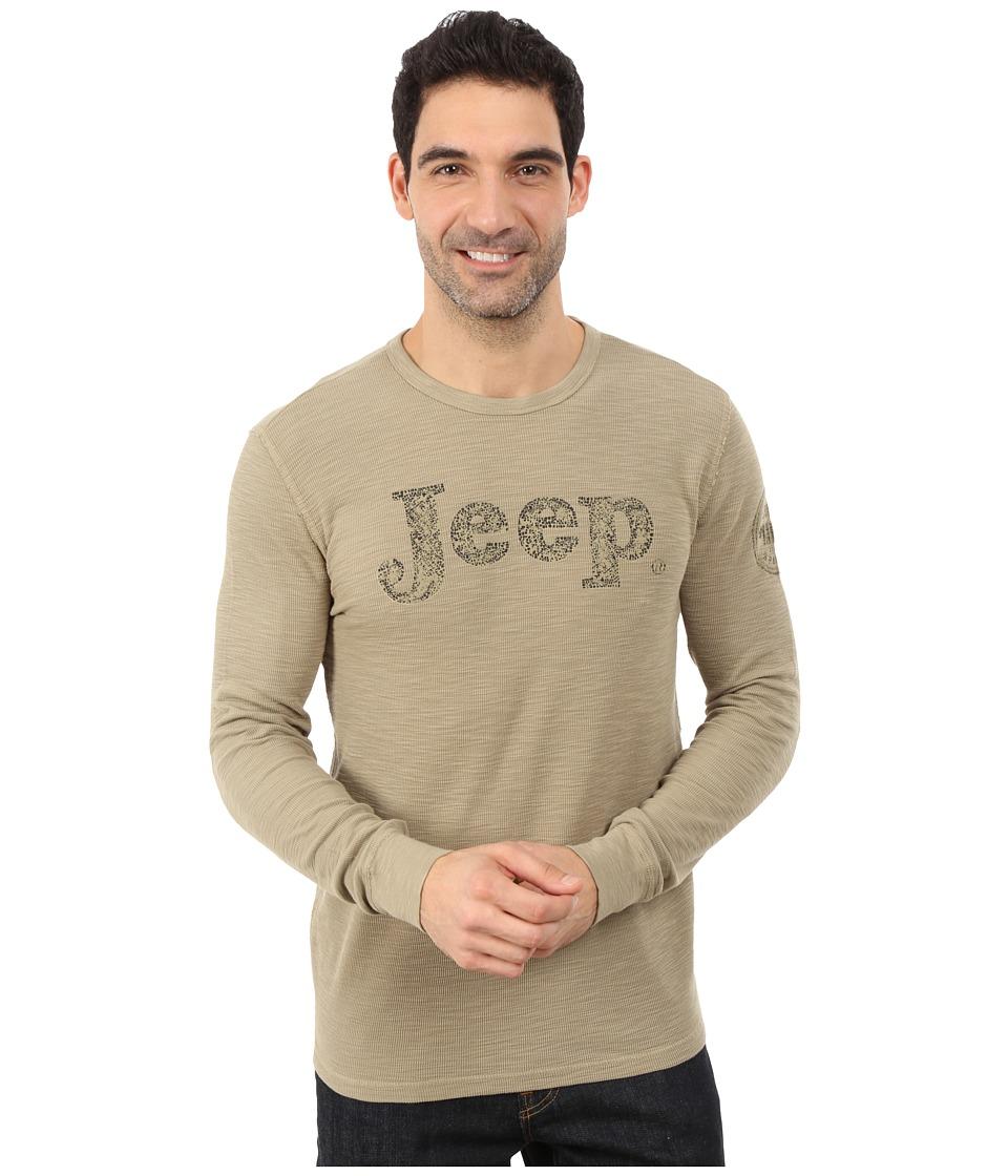 Lucky Brand - Jeep Graphic Tee (Mermaid) Men