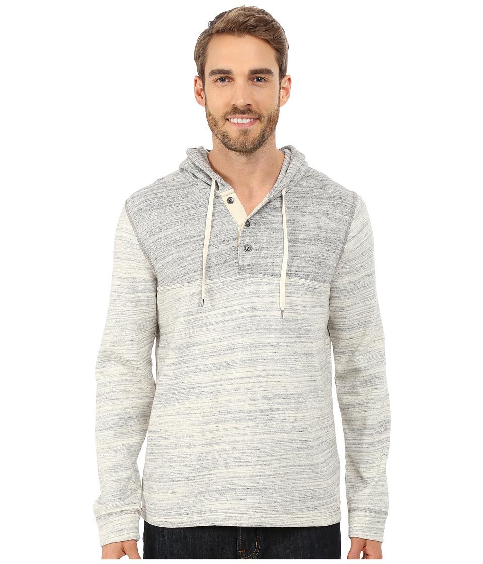 Lucky Brand - Spacedye Popover Henley (Multi) Men's Clothing