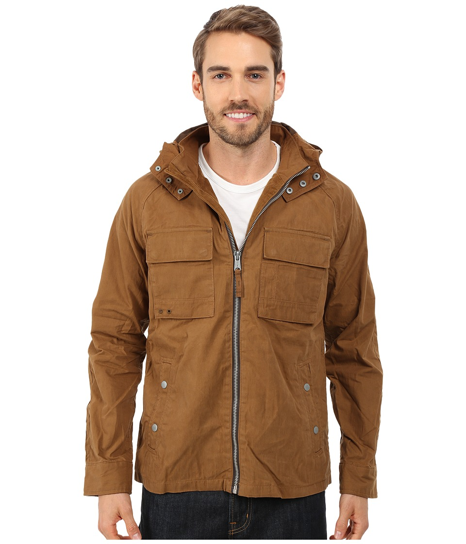 Lucky Brand - Heritage Parka Jacket (Tobacco) Men