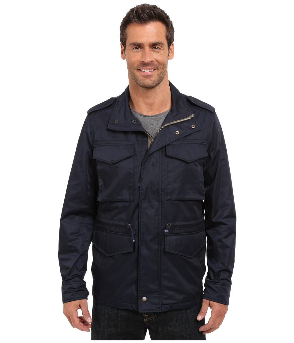Lucky Brand - Nylon Military Jacket (Savile Row) Men's Coat
