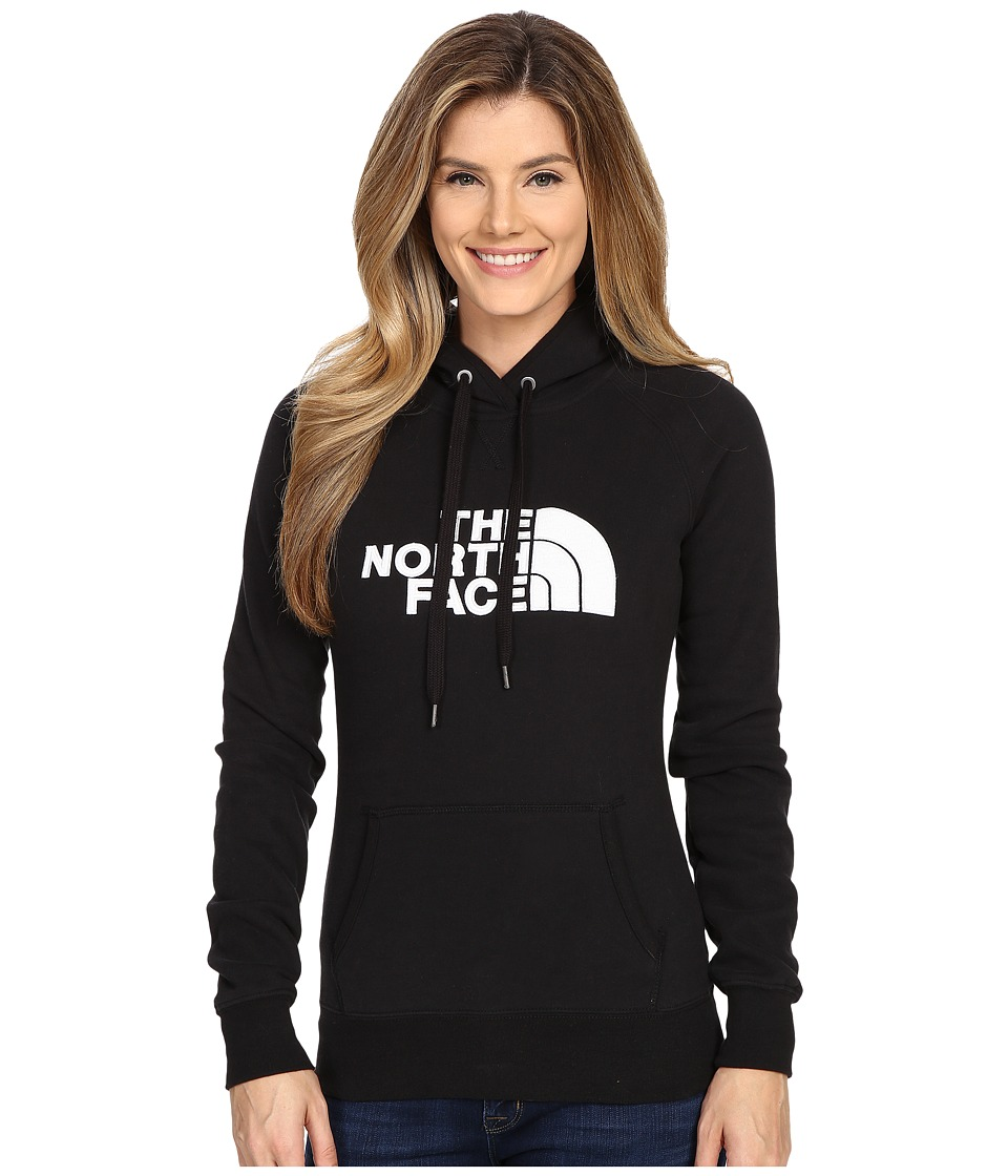 The North Face - Avalon Pullover Hoodie (TNF Black/TNF White) Women's Sweatshirt