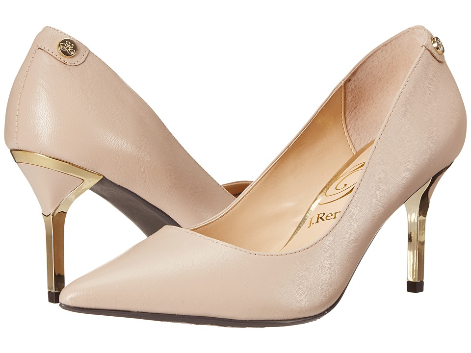 J. Renee Bryanne (Nude) High Heels