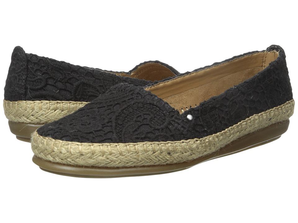 Aerosoles - Solitaire (Black Two-Tone) Women's Slip on Shoes