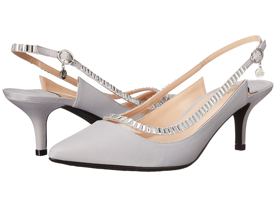 J. Renee Ellyn (Silver) High Heels