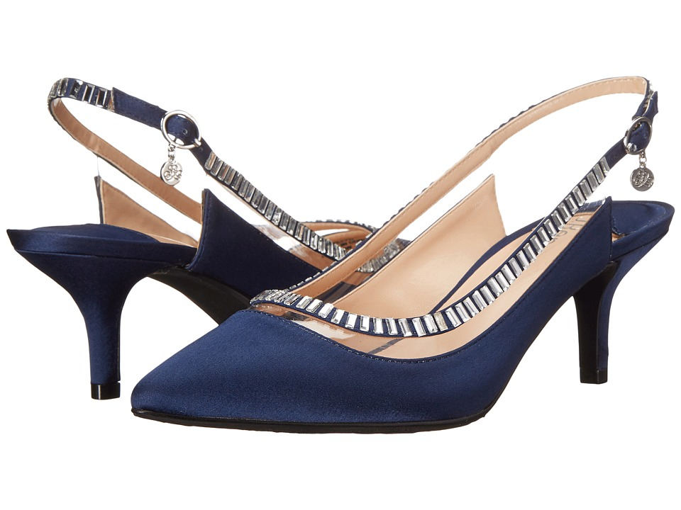 J. Renee Ellyn (Navy) High Heels
