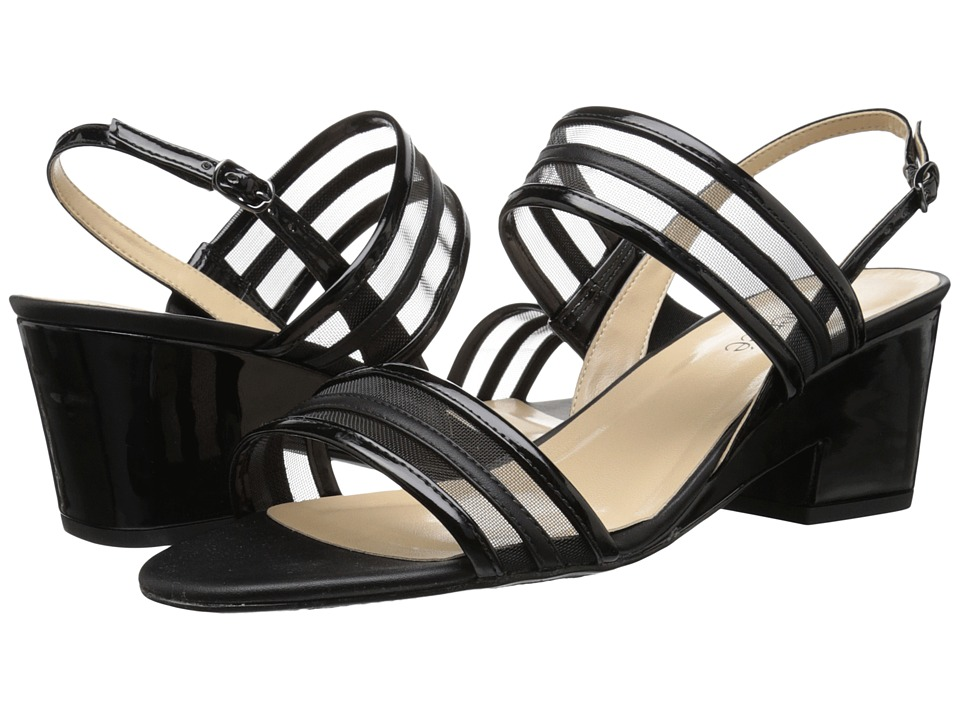 J. Renee Erma (Black) High Heels