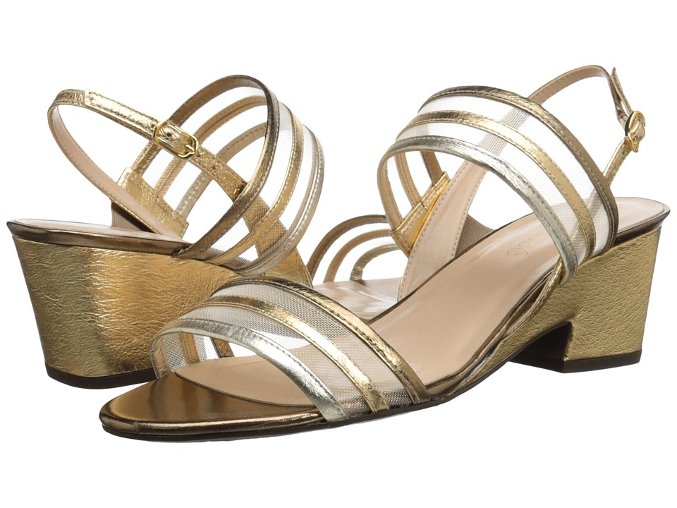 J. Renee Erma (Gold/Bronze) High Heels