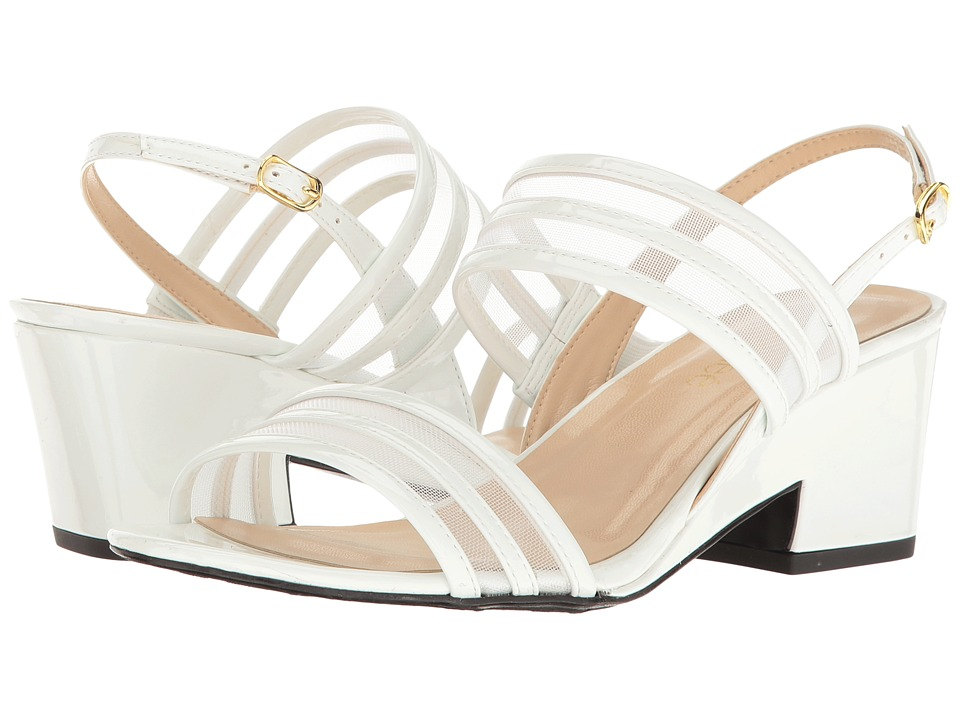 J. Renee Erma (White) High Heels