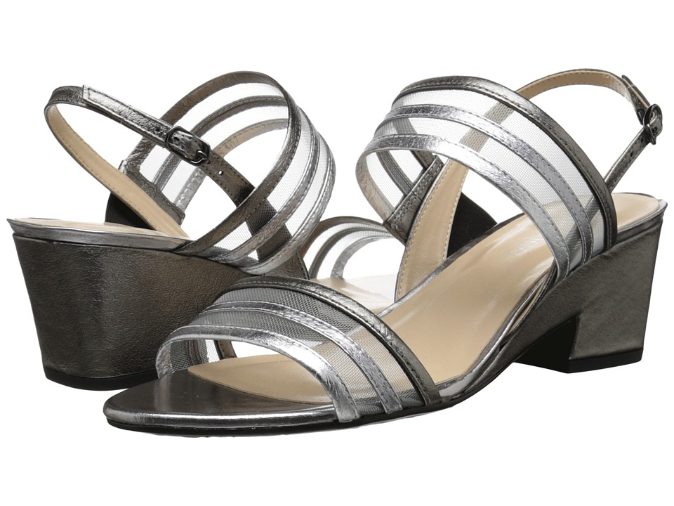 J. Renee Erma (Pewter/Silver) High Heels