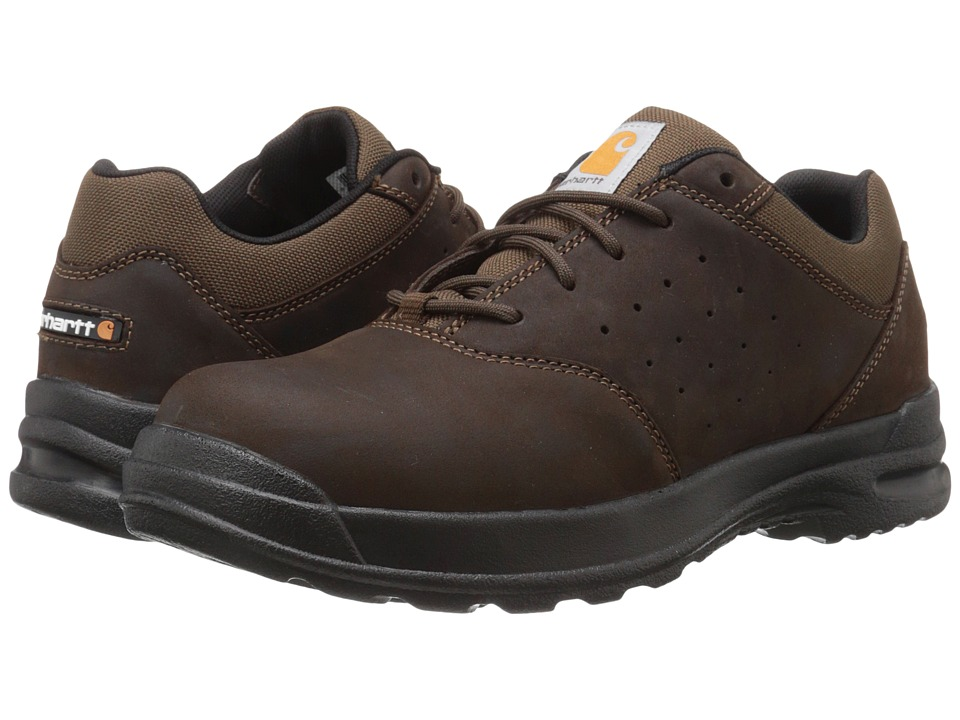 Carhartt - Oxford Walking Shoe (Brown) Men's Lace up casual Shoes