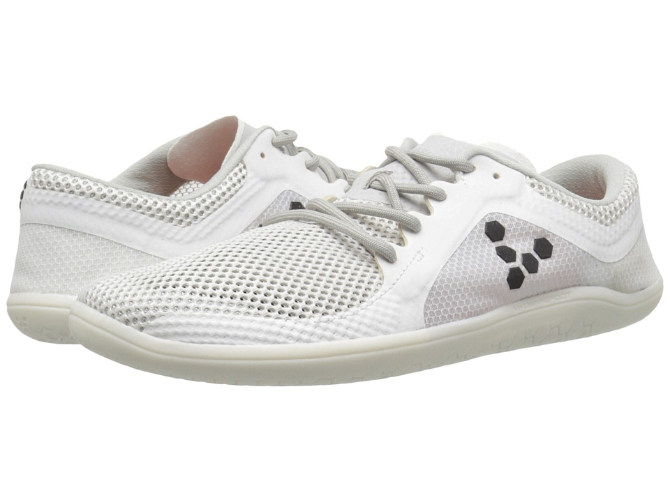 Vivobarefoot - Primus Road (White/Flame) Women's Shoes