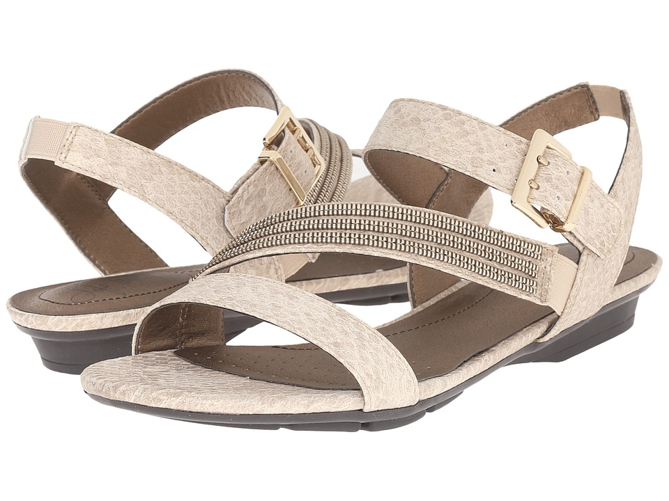 LifeStride - Enchant (Champagne) Women's Sandals