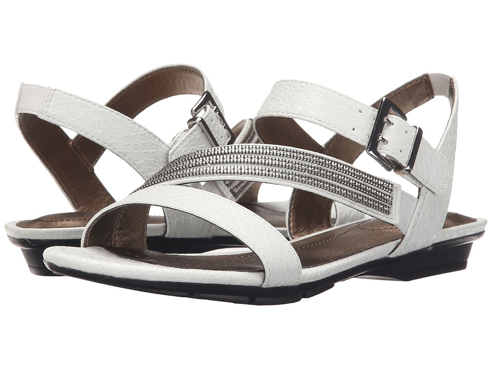 LifeStride - Enchant (Brite White) Women's Sandals
