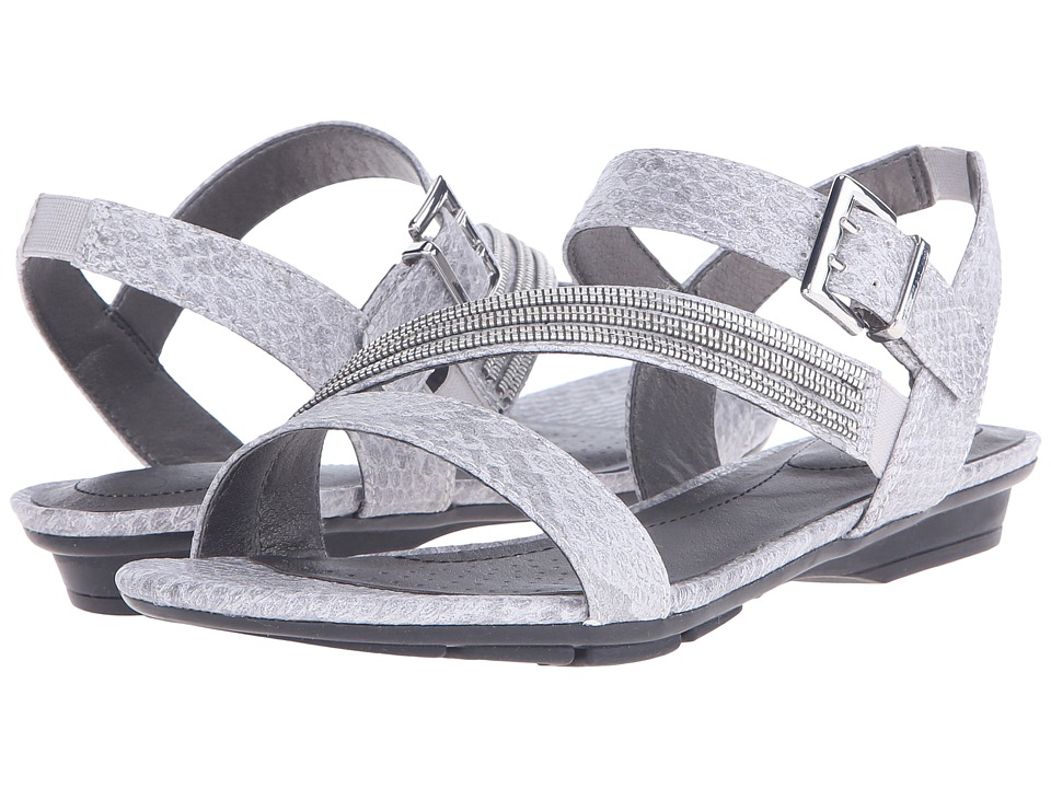 LifeStride - Enchant (Pewter) Women's Sandals