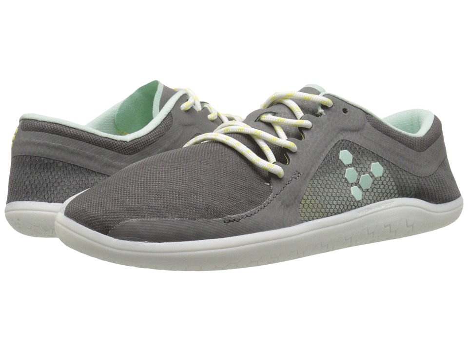 Vivobarefoot - Primus Road (Grey/Opal) Women's Shoes