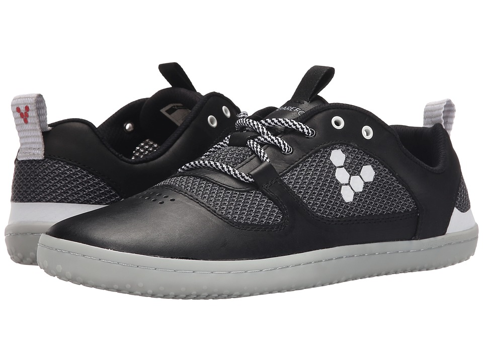 Vivobarefoot - Aqua II (Black/White) Men's Shoes