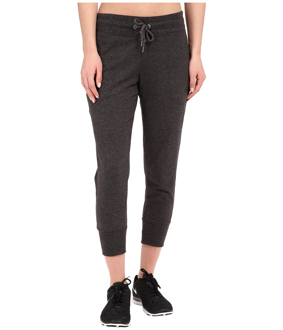 The North Face Jersey Capris (TNF Dark Grey Heather) Women