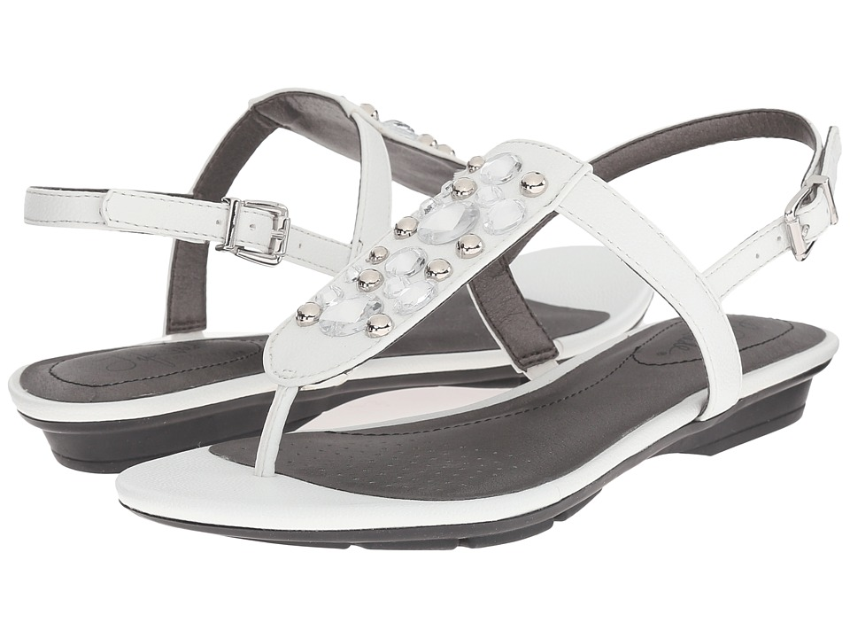 LifeStride Envy (White) Women