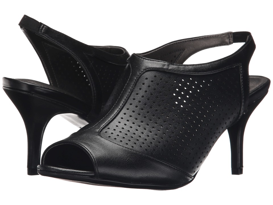 LifeStride - Norwood (Black Vinci) High Heels