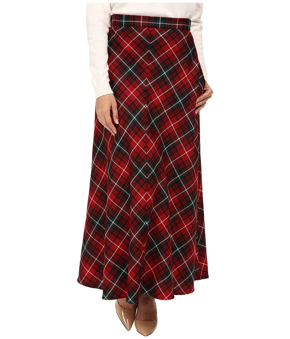 Pendleton - Petite Fireside Skirt (O'Neil Worsted Tartan) Women's Skirt