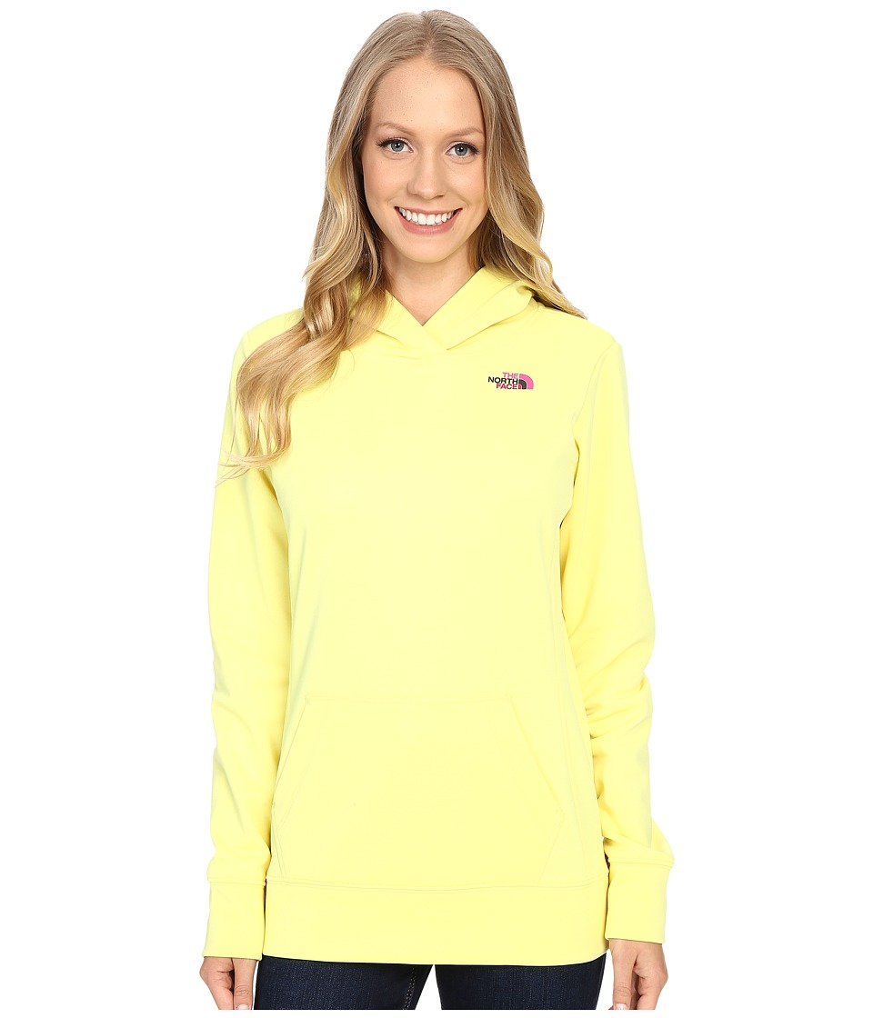 The North Face LFC Fave Hoodie (Hamachi Yellow/Raspberry Rose Multi) Women