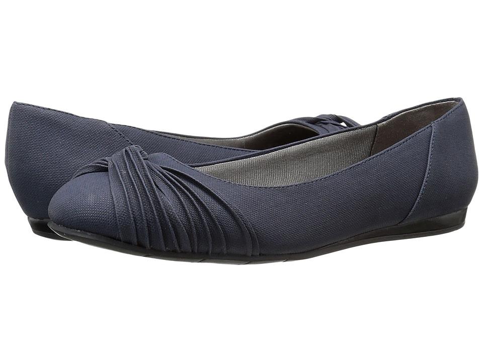 LifeStride - Notorious (Dark Denim) Women's Flat Shoes