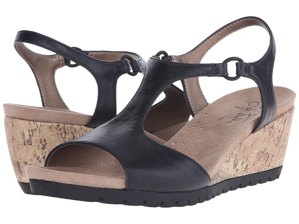 LifeStride - Now (Black) Women's Flat Shoes