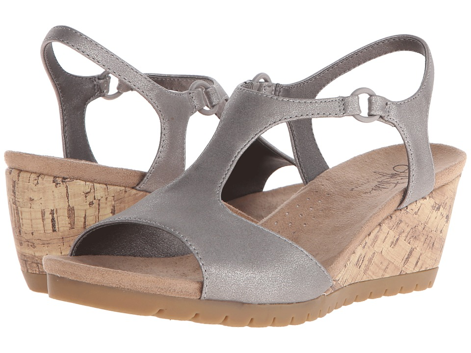 LifeStride - Now (Pewter) Women's Flat Shoes
