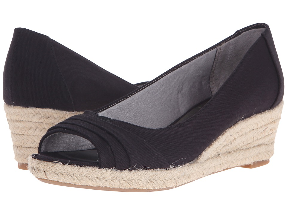 LifeStride - Occupy (Black) Women's Flat Shoes